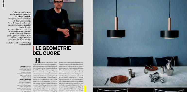 Intervista a Diego Grandi su Grazia Casa